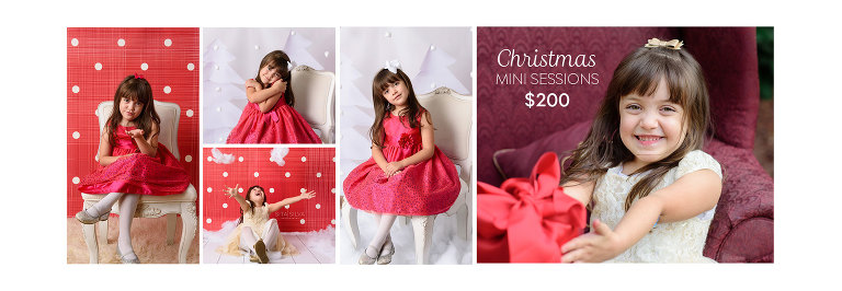 Christmas Mini Sessions, New Jersey, Sita Silva Photography